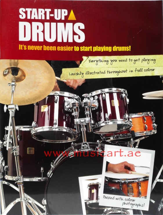 Picture of 'Start-Up: Drums'