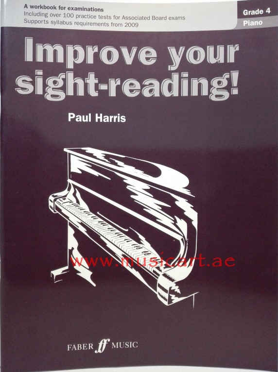Improve Your Sight-Reading! Grade 4 (Piano Solo)