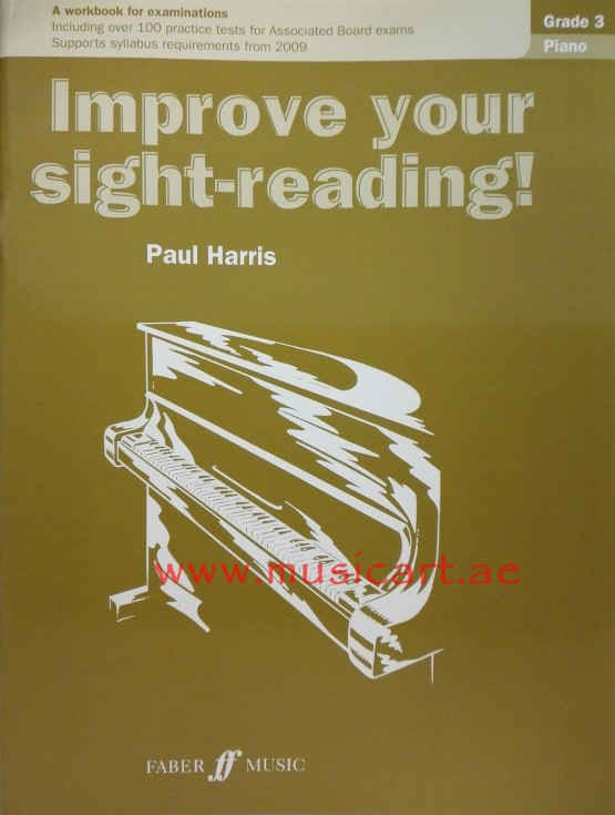 Improve Your Sight-Reading! Grade 3 (Piano Solo)