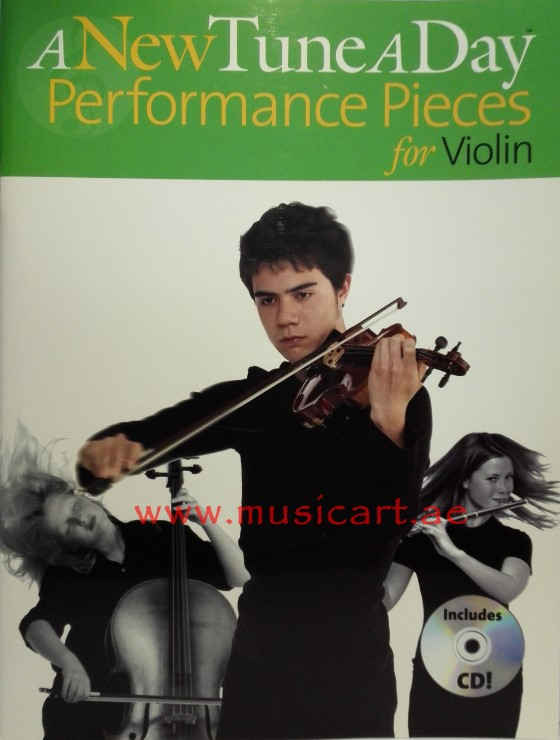 A New Tune A Day: Performance Pieces (Violin)