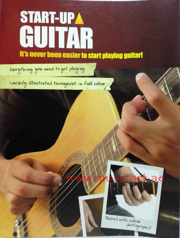Picture of 'Start-Up: Guitar'