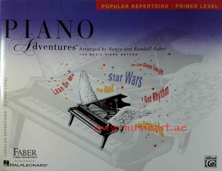 Picture of 'Piano Adventures  Popular Repertoire Primer Level'