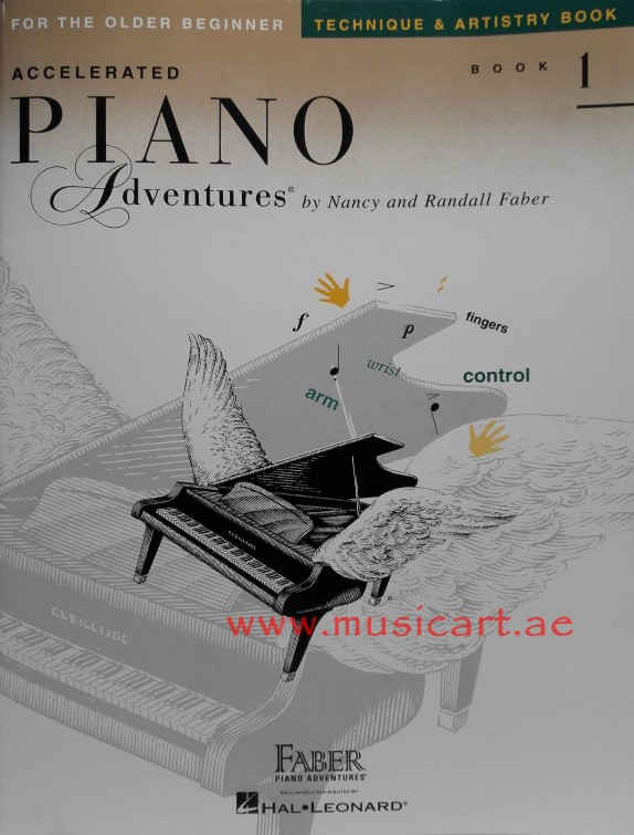 Accelerated Piano Adventures For The Older Beginner Techniq