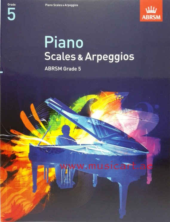 ABRSM Scales & Arpeggios - online book store in UAE