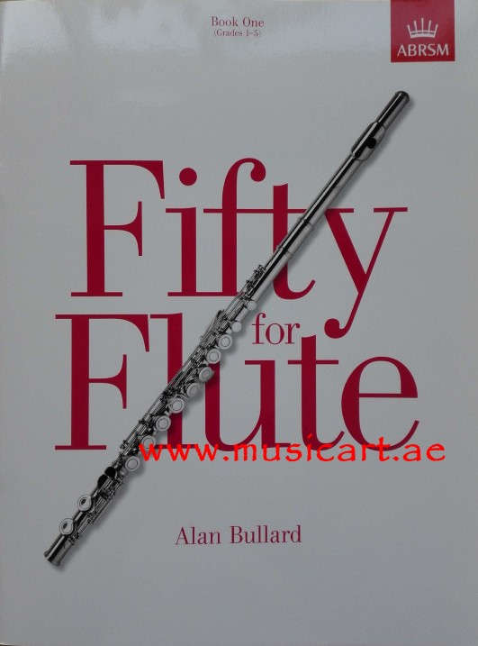 Picture of 'Fifty for Flute, Book 1: (Grades 1-5) (Book 1)'