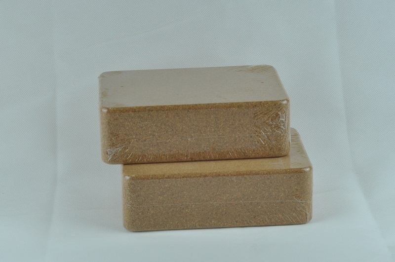 Picture of 'Cork Yoga Blocks'