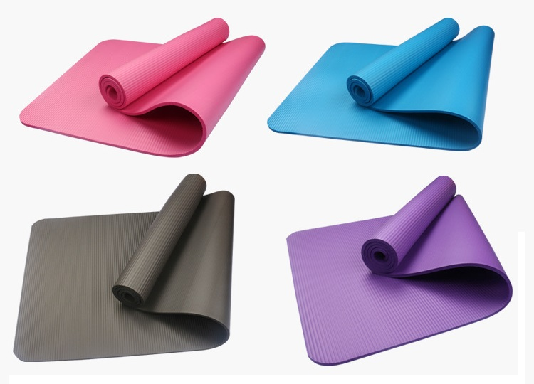 Picture of 'NBR Yoga & Pilates Mat Thick High Density Mat 185CM'