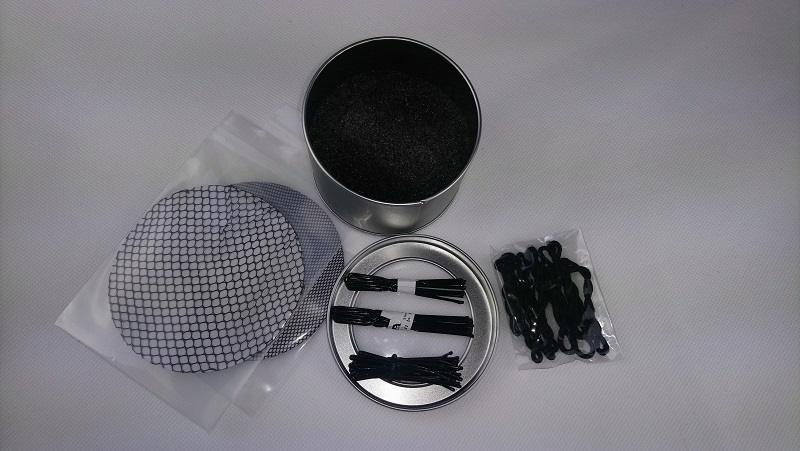 Picture of 'Hair Nets and Pins for Ballet Bun Set'