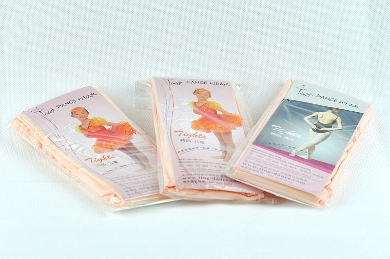 Picture of 'Pink Ballet Tights / Stocking for Girls'