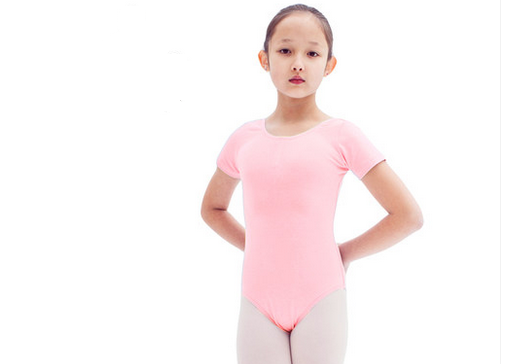 Picture of 'Short Sleeved Ballet Leotard (Suitable for RAD Pre-Primary and Primary Level)'
