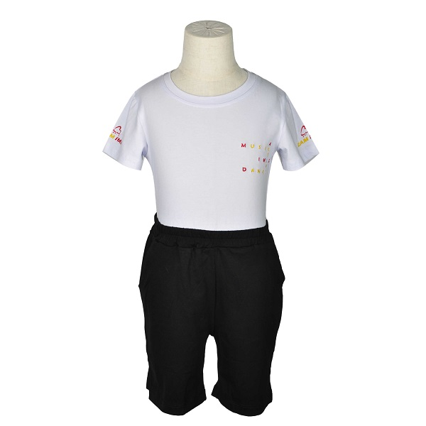 Picture of 'Musicart Gymnastics Set Uniform for Boys'