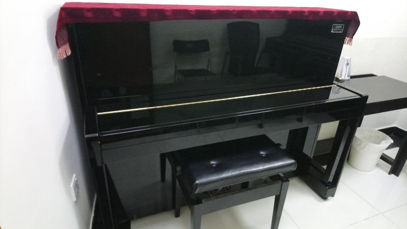 Picture of 'Kawai Upright Piano HA20'
