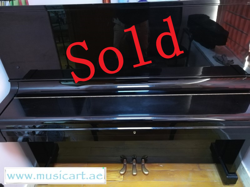 Picture of 'Clearance Sale Kawai Upright Piano KU-1D Serial Number M567319'