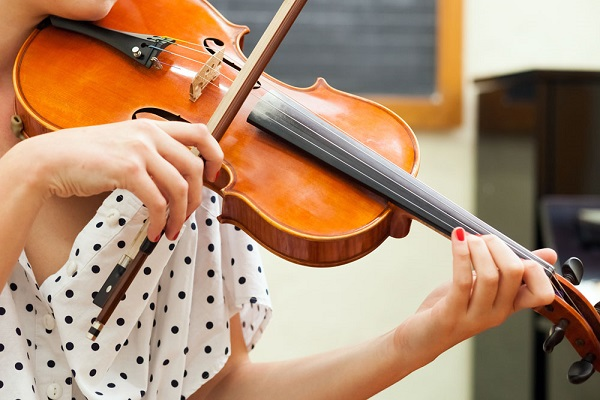 JMI Individual Violin Beginner-Grade3 Classes 2018-2019 Term1