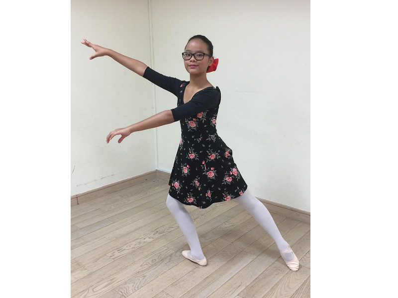 IMI 2018-2019 Term2 RAD Grade 4 Ballet Lesson