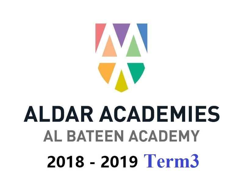 Al Bateen Individual Music Theory Lesson 2018-2019 Term3