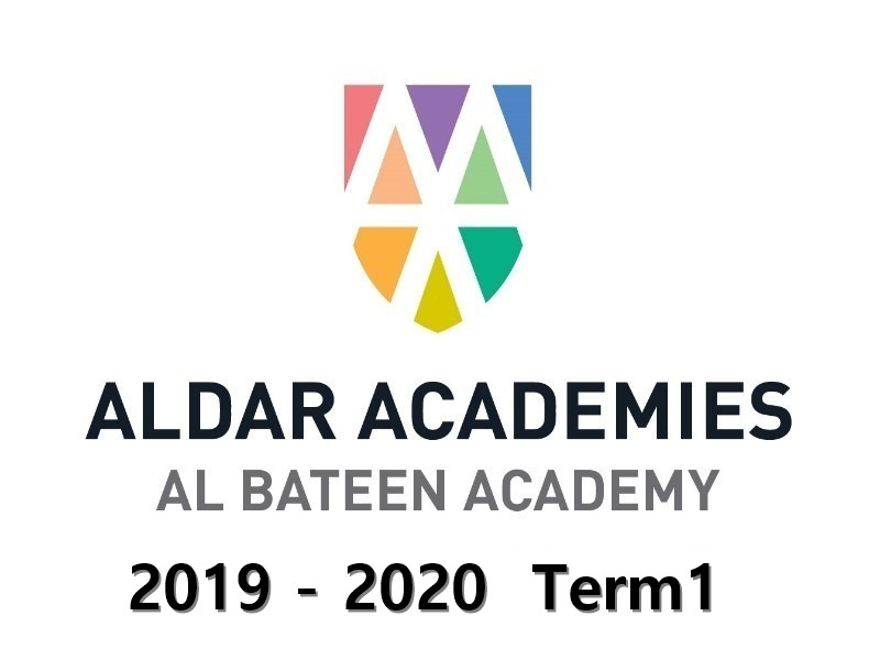 Al Bateen Individual Music Theory Lesson 2019-2020 Term1