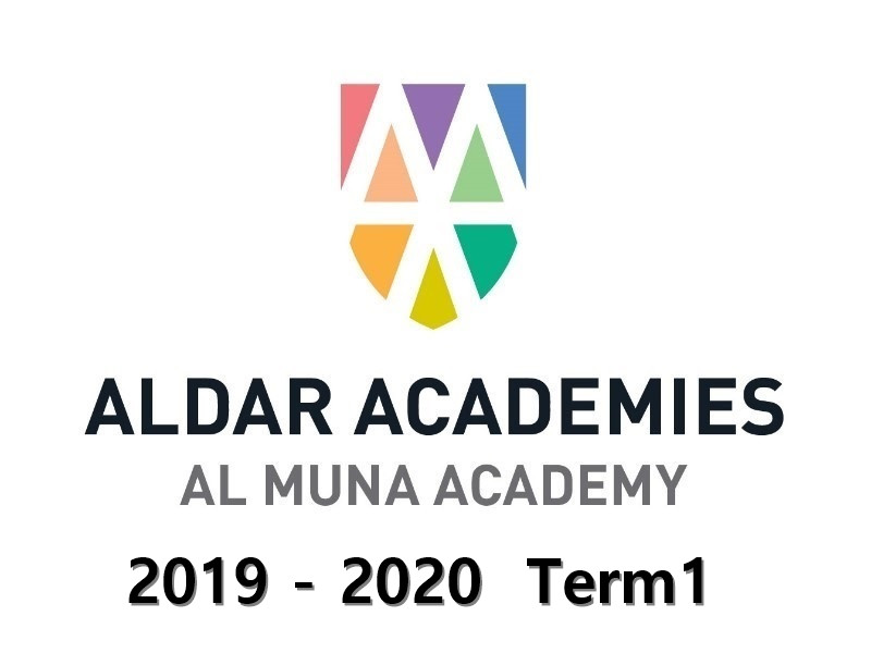Al Muna Individual Music Theory Lesson 2019-2020 Term1