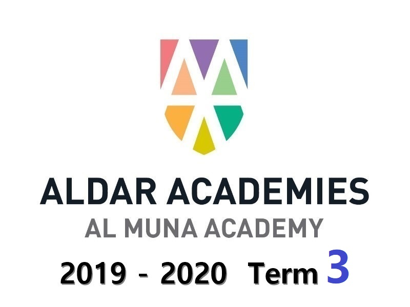 Al Muna Academy Instrument hire 2019-2020 Term3
