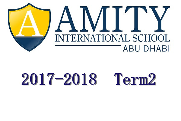 AMITY Individual Drums 2017-2018 Term2