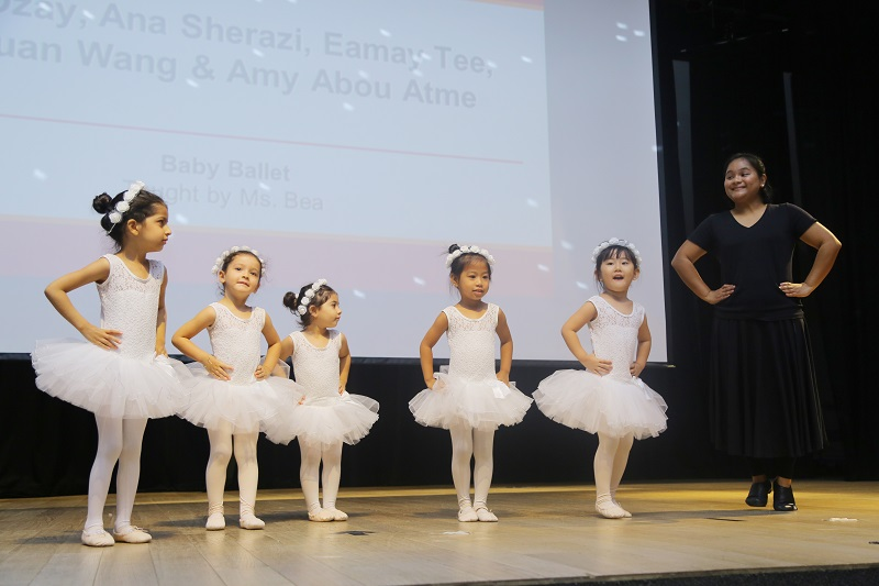 IMI 2019-2020 Term1 Baby Ballet Group Lesson