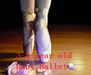 JMI 2018-2019 Term1 Baby Ballet Group Lesson