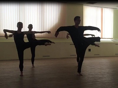 IMI 2018-2019 Term2 Modern Jazz Dance Group Lesson