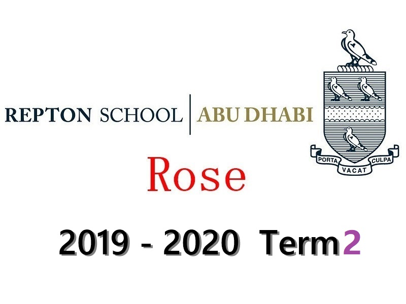 Repton Rose Individual Drums Lesson 2019-2020 Term2