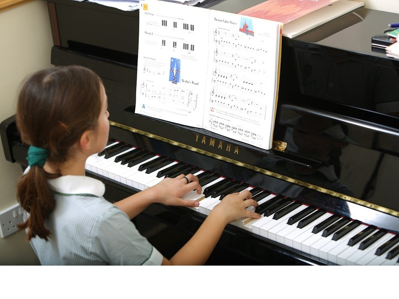 The Pearl Individual Piano Lesson 2019-2020 Term1