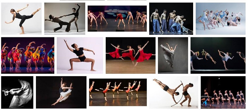 IMI 2019-2020 Term1 Modern Dance Group Lesson