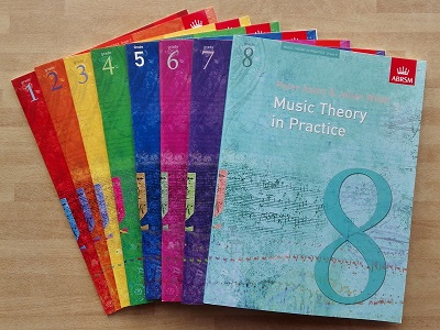 IMI Individual Music Theory Lessons Diploma 2019-2020 Term1