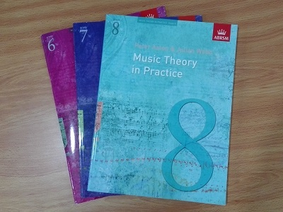 IMI Individual Music Theory Lessons Grade6-8 2019-2020 Term1